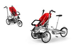 Taga: The New Revolutionary Stroller & Carrier Bike $1495...It'a cute and all but seriously...