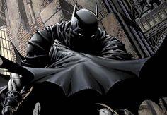 What would Batman do if Gotham City passed the death penalty? Batman Cartoon, Batman Comic Books, Batman Logo, Comic Art, Dc Comics, Batman Comics, Anime Comics, Batman Et Catwoman, Joker