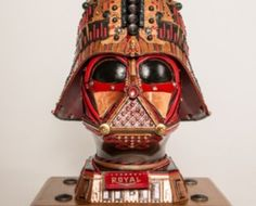 Star Wars Busts Assembled From Discarded Tech Parts [Pics]
