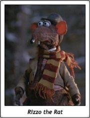 Rizzo, la Rata / Rizzo the Rat / Los Teleñecos / The Muppets