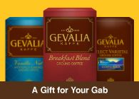 Thought you might be interested in this Gevalia offer