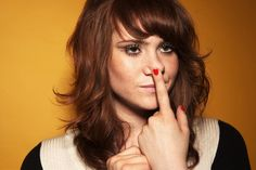 """Kate Nash. The English wonder. """"Don't tell me that you didn't try to check out my bum."""""""