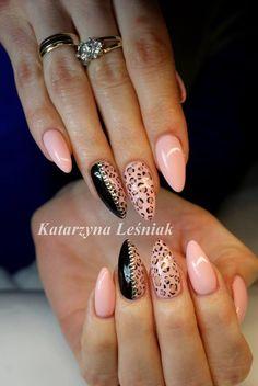 by Kasia Leśniak, Find more Inspiration at www.indigo-nails.com #nails #nailsart #mani