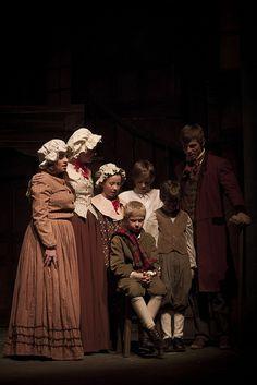 costumes: Cratchits