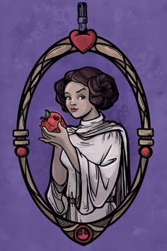 Snow Organa and the Poisoned Death Star