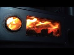 "YouTube - Rocket stove - ∞ cyclone stove ""calm down"" to evolution -"