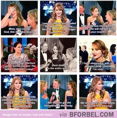 Reasons number like a million why Jennifer Lawrence is just the most awesome person to ever exist.