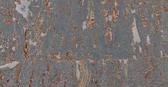 Innovations Wallpaper - Metallic leafing on cork, GC0-103 Cyan