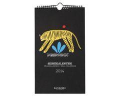 Marimekko calendar 2014