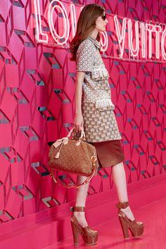 Louis Vuitton Resort 2013