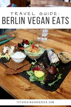 Vegan Eats Travel Guide to Berlin, Germany