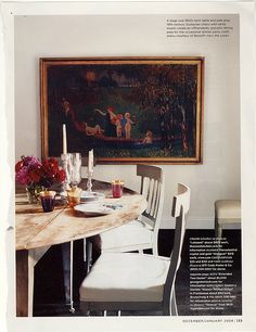 Amanda Peet's Home