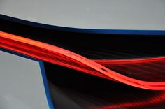 BMW Vision Concept Tail Light