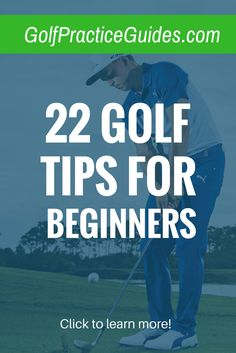 Expert Golf Tips For Beginners Of The Game. Golf is enjoyed by many worldwide, and it is not a sport that is limited to one particular age group. Not many things can beat being out on a golf course o Golf Putting Tips, Chipping Tips, Golf Chipping, Golf Practice, Golf Videos, Golf Instruction, Driving Tips, Golf Exercises, Golf Tips For Beginners