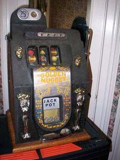 golden nugget 5 cent slot machine