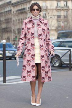 Street Style: Paris Fashion Week - Page 94