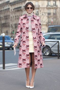 Street Style: Paris Fashion Week - Page 94