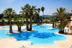 Piscina Hotel Denia Marriott