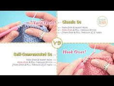 Mystery of Slanted Seams and Crochet Stitches | IraRott Inc.