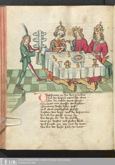 240 [118v] - Ms. germ. qu. 12 - Die sieben weisen Meister - Seite - Mittelalterliche Handschriften - Digitale Sammlungen