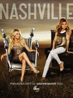 Nashville... Sooo happy this is back ... Love this show