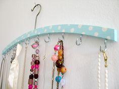#Jewellery #Storage #Hacks