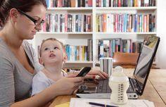 Çalışan Annelere Yarım Gün Çalışmaya Tam Maaş Hakkı Geliyor