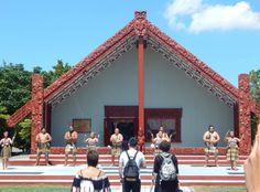 Maori village - Rotorua