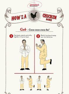 Gob Bluth Chicken Dance
