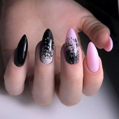 In look for some nail designs and some ideas for your nails? Here's our list of must-try coffin acrylic nails for stylish women. Almond Nails Designs, White Nail Designs, Nail Art Designs, Nail Polish, Nail Manicure, My Nails, Nails Inc, Perfect Nails, Gorgeous Nails