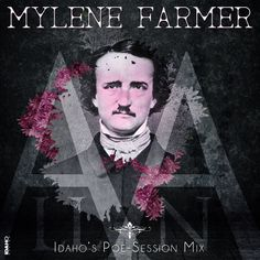Mylène Farmer - Allan Idaho Remix Cd Artwork, Idaho, Farmer, Joker, Fictional Characters, Farmers, The Joker, Fantasy Characters, Jokers