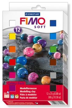 "Fimo-Soft ""Basisfarben-Set"" € 9,95"