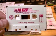 JUST what you've been waiting for: Kmart's piped in music 1988-1993 is now online | Dangerous Minds