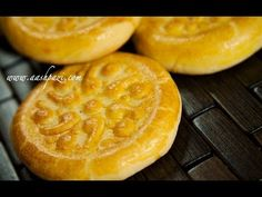 Koloocheh (Persian Cookie) Recipe (cookie with cinnamon-butter filling)