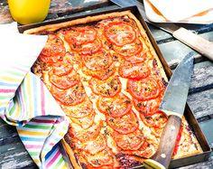 Tomato tart recipe
