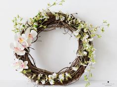 Spring/Valentine's Day Wreath