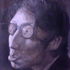 d.terazono drawing 「selfportrait」 #art#drawing#painting #portrait #portrait #man#paper#pastel #illustration #熊本#鹿児島#大阪#japanese#絵画#work#contemporary art#instaart#Kunst#Malerei#Zeichnung