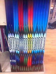 Chance Ringette sticks..made in Ontario! Aluminum..so a nice heavy weight giving you a hard shot and an extended tip for easier lifting. Approved by Ringette Canada. Customized TEAM logo sticks available!! $79.99 www.lightning blade.com Team Apparel, Skating, Ontario, Team Logo, Lightning, Sticks, Hockey, Blade, Amy