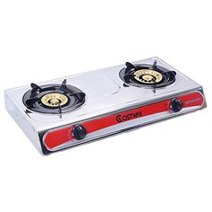 Giantex Stainless Steel 2 Burners Gas Stove Cooker Hob Cooktop Kitchen Home - http://www.our-shopping-store.com/appliances.asp