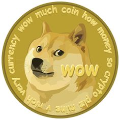 Meet the Shiba Inu mascot of #Dogecoin - in Jan 2014, Dogecoin has raised enough funding for Jamaica's bobsled team to go to the Winter Olympics.