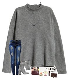 """sorry I haven't posted in forever, but 4 day weekend!!"" by hopemarlee ❤ liked on Polyvore featuring H&M, Gianvito Rossi, Kendra Scott, Sephora Collection, Chanel, Kate Spade, Urban Decay, J.Crew, Bobbi Brown Cosmetics and Louis Vuitton"