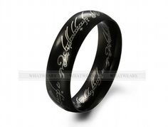 yes yes yes its black and lotr im gonna cry i need it