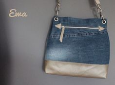 Schnitt von Machwerk - alte Jeans von mir ;)