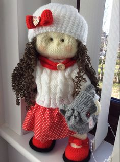 Knitting Projects, Poppies, Crochet Hats, Teddy Bear, Toys, Animals, Knitting Hats, Activity Toys, Animales