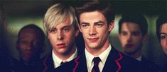 1. EYEBROWS. | Community Post: 21 Times You Wished Grant Gustin Were Yours