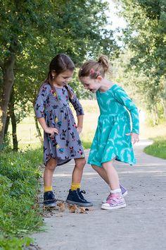 Fun in their Nilah dresses Double Trouble, Lily Pulitzer, Fun, Dresses, Fashion, Tricot, Vestidos, Moda, Fashion Styles