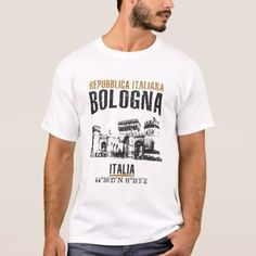 Bologna T-Shirt - unusual diy cyo customize special gift