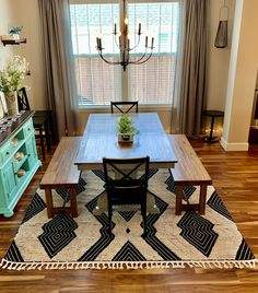 Loose Ends, Rug Cleaning, Home Free, Unique Colors, Area Rugs, Dining Room, House, Design, Rugs