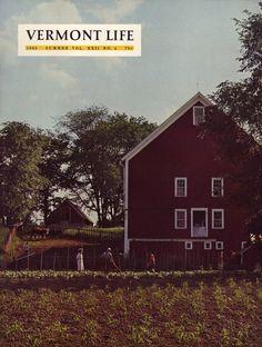 Summer 1968. Rupert Lewis Farm, Prosper, near Woodstock, photograph by Hanson Carroll.