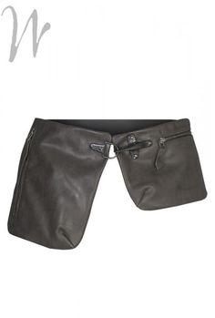 Annette gortz soft leather belt bag ... much better than a fanny pack